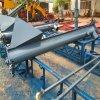 毫州3米长不锈钢绞龙 化工粉料螺旋提升机
