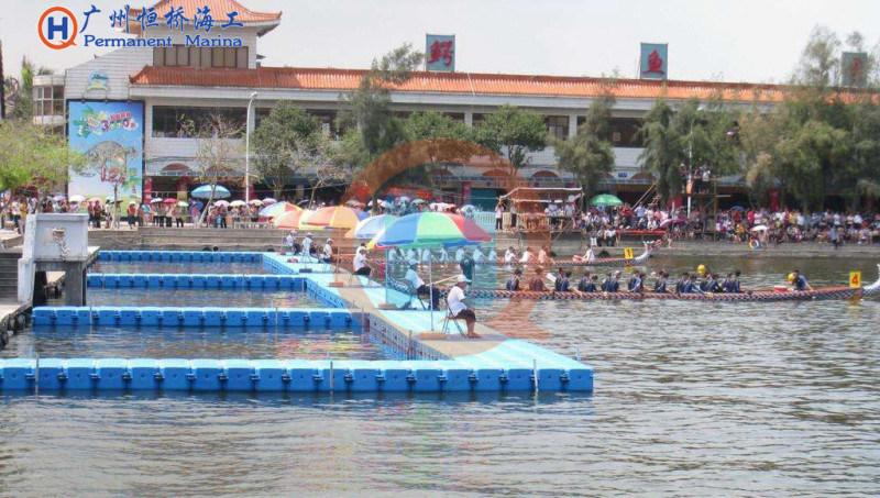 游船码头龙舟赛码头赛事码头水上训练平台