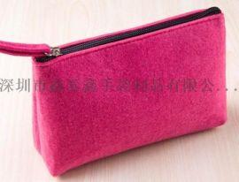 精美毛毡化妆袋化妆包