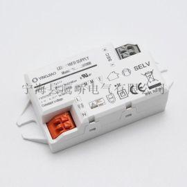 稳压LED驱动电源 12W橱柜灯灯带恒压驱动电源