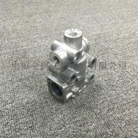 消失模工艺专业定制生产各类复杂腔型铸铝件 铸机加工