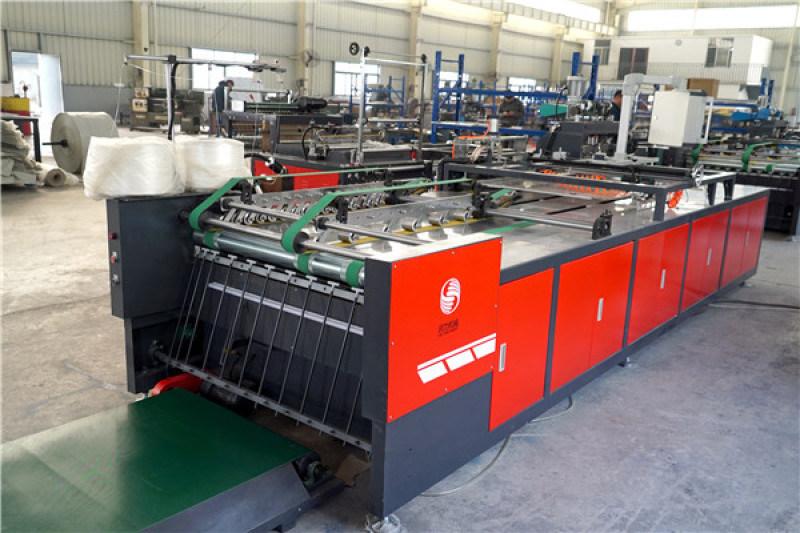TF1280X650-ZB自动编织袋切割缝纫制袋机