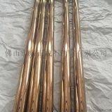 上海不鏽鋼玫瑰金管 304不鏽鋼彩色