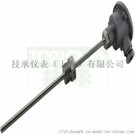 上海接线盒式PT100铂热电阻品牌-6300A型