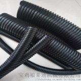 電廠專用雙拼管PA阻燃軟管 AD31.4規格