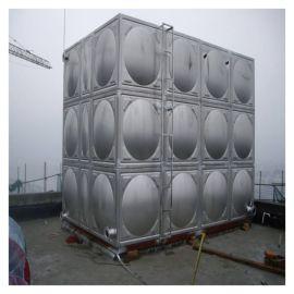 水箱服务至上 装配式水箱 泽润 镀锌钢板水箱