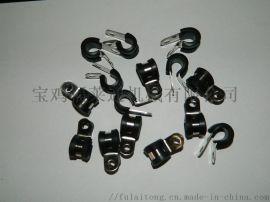 不锈钢管夹 多款管夹设计加工