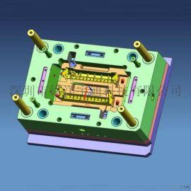 硒鼓外壳模具 打印机配件耗材模具定制