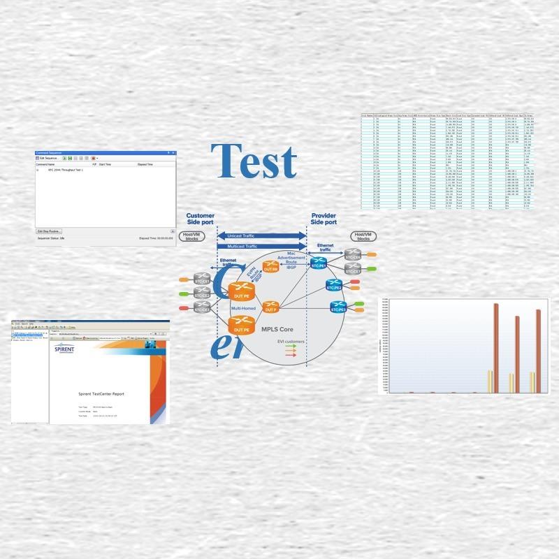 網路性能測試儀TestCenter出租