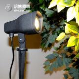 地插燈 照樹燈防水插地燈花園景觀燈led投射燈