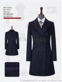 上海红万服饰 大衣定制 工装 工装 装 职业装定制