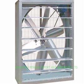 重锤负压风机厂房通风降温
