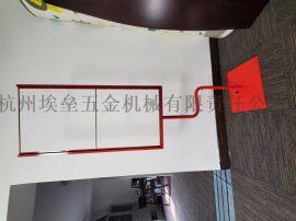 海報架鐵質展示架廣告牌立體支架宣傳展板可OEM貼牌
