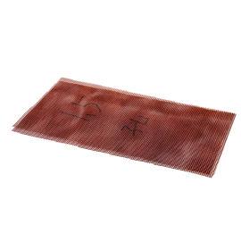 铸造用过滤网 铸铁用过滤片 玻璃纤维材料 柔韧性好
