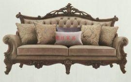 布艺沙发哪家好 时尚布艺沙发 明旺家具