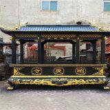 厂家定做寺庙长方形香炉,昌东铸铁长方形香炉厂家