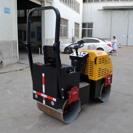 压路机 手扶式微型双钢轮震动生产