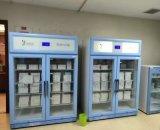 溫溼度記錄的藥劑科對門冰箱