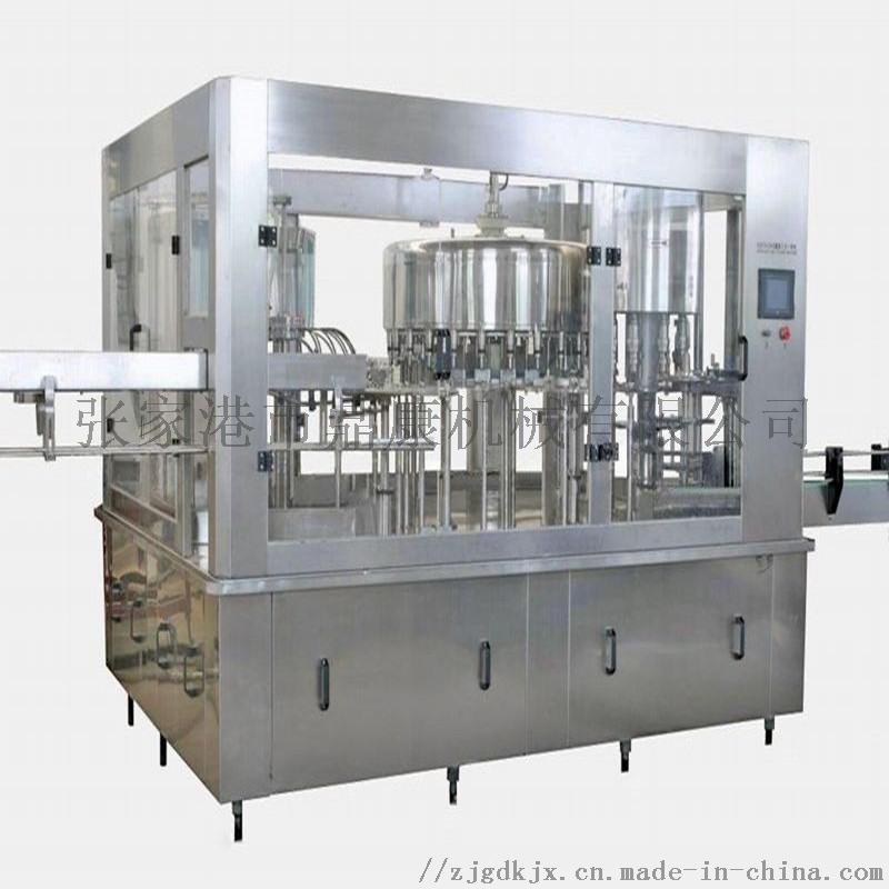 三合一灌装机 纯净水灌装机 小瓶水灌装机