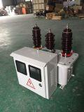 供電局過檢測國產JLS-10油式高壓計量箱