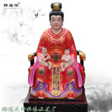 三霄娘娘佛像 金身老母神像 十二老母佛像