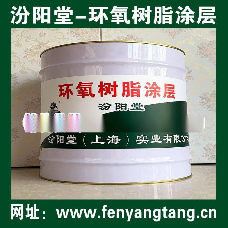 环氧树脂防水防腐涂层、施工安全简便,方便,工期短