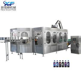碳酸饮料灌装机 三合一等压灌装机 全自动灌装机