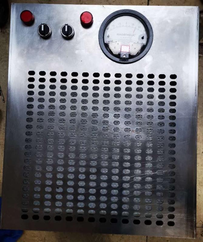負壓定向過濾殺菌處理器