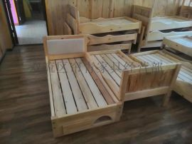 遵义幼儿园家具小床实木材质成都幼儿园家具厂家