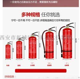 西安哪里有卖消防器材灭火器干粉灭火器
