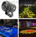 200W戶外LED投影燈 電腦圖案燈 水紋燈