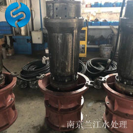 轴流泵 轴流泵混流泵 潜水式轴流泵