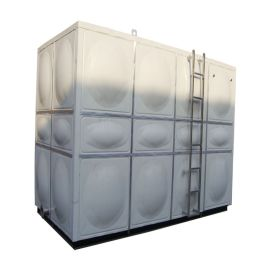 霈凯 **水箱水质好 保温不锈钢水箱