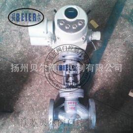 J941Y-100I DN100电动蒸汽截止阀