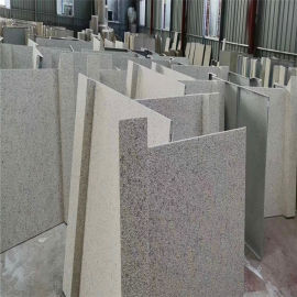 古建外墙石纹金属铝板 仿大理石铝合金板特色