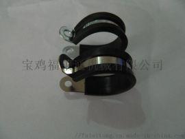 阜阳供应不锈钢管夹国标加厚款  厂家直供