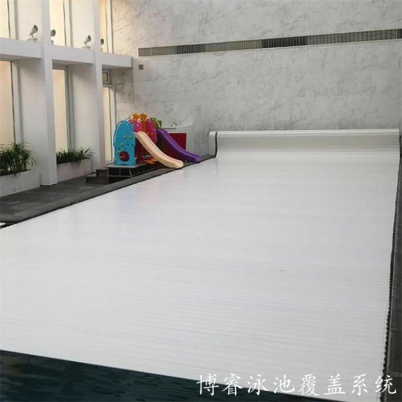 泳池盖  泳池保温盖 泳池盖生产厂家 博睿泳池盖