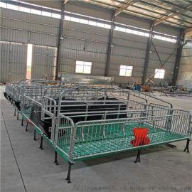 湖南双体母猪产床 复合型母猪产床 热镀锌母猪产床