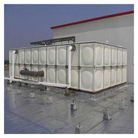 玻璃钢人防水箱玻不锈钢316水箱