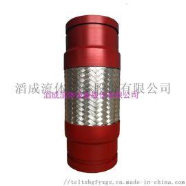 广州DN200沟槽式不锈钢金属软管