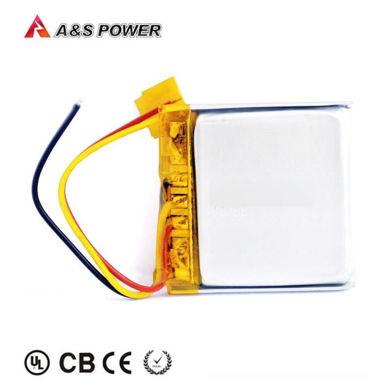 锂电池603030-520mah聚合物电池