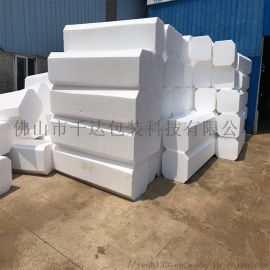 防震缓冲泡沫板工地填充专用
