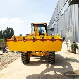 卧室装载机 养殖场农用装载机 捷克920装载铲车