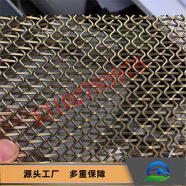 造型装饰网镀钛网内外墙装饰网装饰金属网