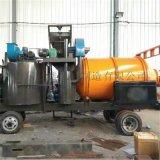 混凝土瀝青拌合機 路面綜合養護瀝青拌和機廠家