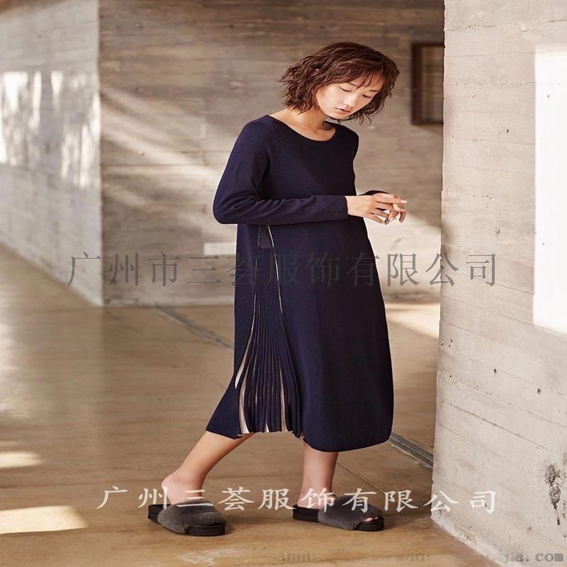 漠希摩韩版专柜**优洛可旗下潮牌品牌折扣连衣裙套装