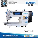 ZY-A7-D3触摸屏电脑平车 三自动平缝机