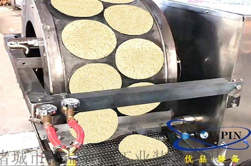 山东畅销榴莲千层饼设备、烤鸭卷机、春卷机