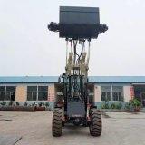 自带混凝土搅拌斗装载机 砂浆搅拌装卸铲车一体机