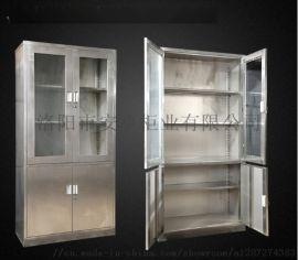河北保定供应不锈钢柜、不锈钢文件柜更衣柜厂家定制